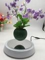 new maglev floating leviation air bonsai flower pot  5
