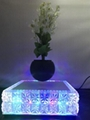 new led light maglev floating levitron air bonsai potted heavy 0-500g 5