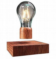 magnetic floating levitate led bulb lighting