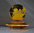 magnetic levitationGlobes Floating Globe Globe 6inch  ufo base