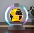 Maglev Levitating Globe World Map with LED Light 6inch