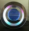 led magnetic levitation floating rotating globe 4inch gift  5