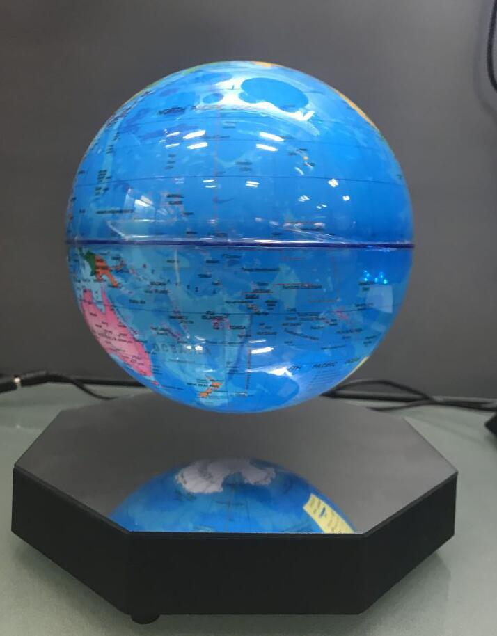 magnetic suspension levitation floating globe 6inch 7inch 8inch  2