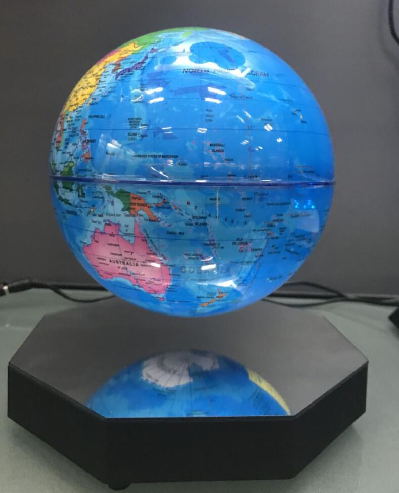 magnetic suspension levitation floating globe 6inch 7inch 8inch  3