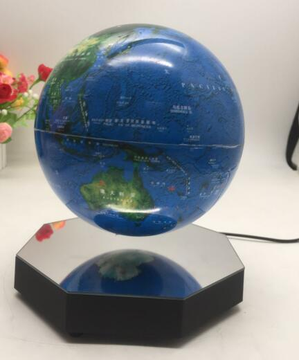 magnetic suspension levitation floating globe 6inch 7inch 8inch  5