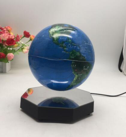 magnetic suspension levitation floating globe 6inch 7inch 8inch  6