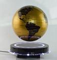 LED round base maglev floating levitate bottom 8 inch globe with lighting decor  2