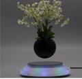 new promotion gift levitating bottom planter tree pot