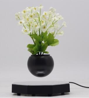 Floating Plants Magnetic Levitating Pot Air Floating Bonsai 1