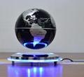 new christmas gift decor levitating floating globe 6inch glove earth  3