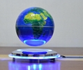 new spining maglev flying levitate air globe world earth 6inch