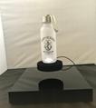 magnetic floating levitation 2kg bottle display rack