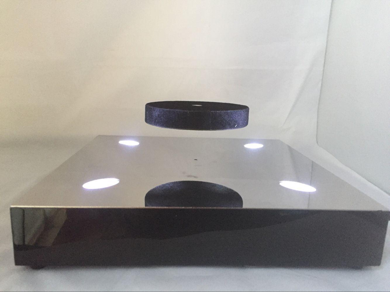 magnetic floating levitation 2kg bottle display rack  1