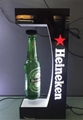new customize magnetic floating levitate beer bottle shoes jewerly display racks