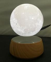 magnetic  floating 5inch LEVIMOON Levitating Moon Light
