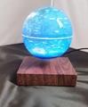 rotating levitating globe 6inch magnetic earth globe 3