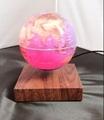 rotating levitating globe 6inch magnetic earth globe 4