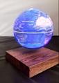 rotating levitating globe 6inch magnetic earth globe 2