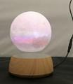 magnetic floating levitating rgb bulb