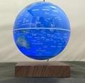 rotating levitating globe 6inch magnetic earth globe 6