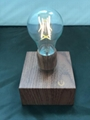 new rechargable wireless levitating led bulbs ,floating led lamp
