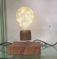 magnetic floating levitating led bulb lamp light