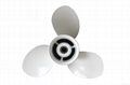 Aluminum Boat Outboard Propeller for