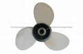 3 Blades Aluminum Alloy propeller for YAMAHA Motor 85HP-115HP  13 1/4 x 17 2