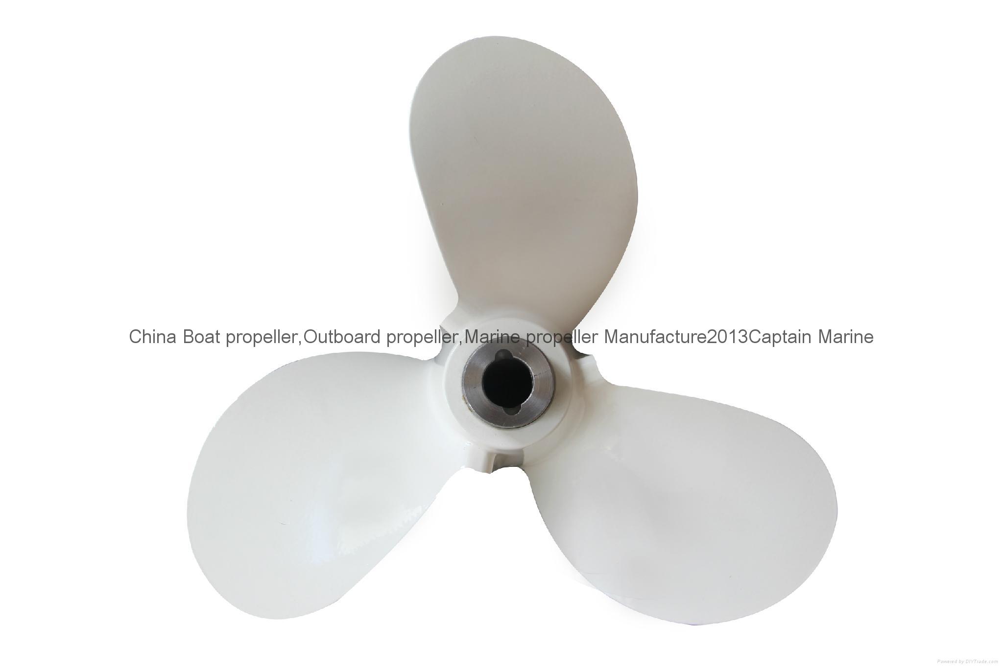 3 Blades Aluminum Alloy propeller for YAMAHA Motor 85HP-115HP  13 1/4 x 17 4