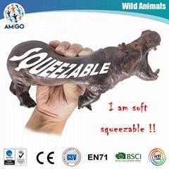 PVC仿真动物模型