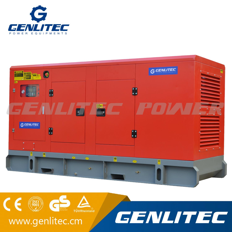 Genlitec Power GPC200SA Super Silent 200kVA Cummins Diesel