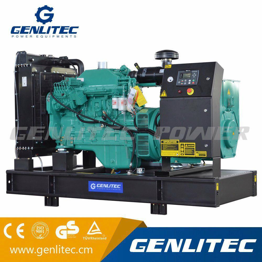 ... Cummins 150kw Diesel Generator with Stamford Generator 4 ...