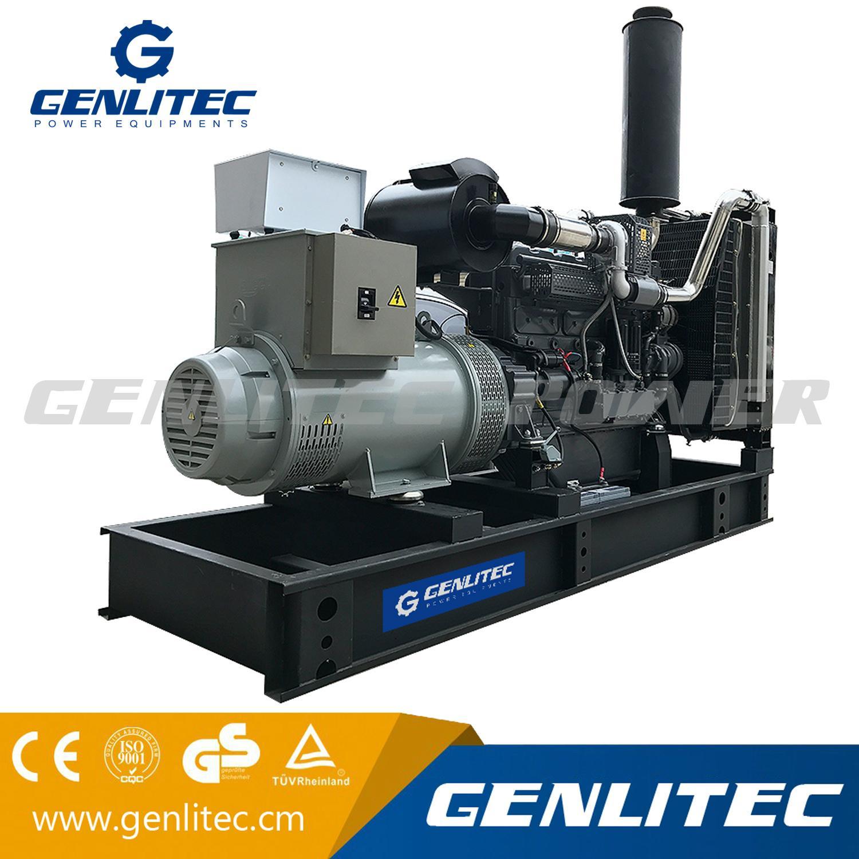320KW 400KVA Chinese Wudong Wuxi Wandi Power Diesel Generator