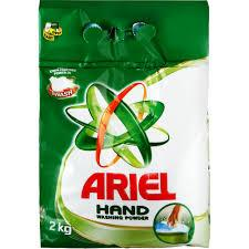 ARIEL washing powder 300g (4) (MS/Color/White Flowers)