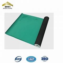 black 3mm anti-static rubber mats
