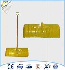 plastic Handle Plastic Snow Shovel with many colors choice