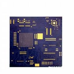 Immersion gold single side pcb/printed circui board