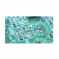Electrical Control Panel Assembly PCBA