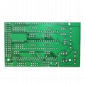 Rapid Prototype green pcb double sided
