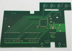 Double-sided car amplifier pcb circuit board