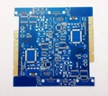 Voltage Stabilizer FR4 Rigid PCB board 1