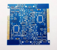 Voltage Stabilizer FR4 Rigid PCB board