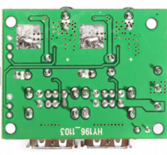 Car Charger Step-Down PCB PCBA, Metal Detector PCB Board