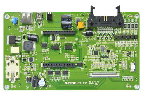 china supplier custom electronics gps tracker pcb board 1