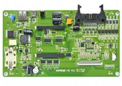 china supplier custom electronics gps tracker pcb board
