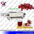 Good Performance Pomegranate Peeling Machine 2