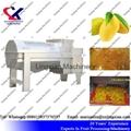 Good Performance Mango Peeling and Pitting Machine 4