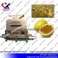 Passion Fruit Juice Extractor 3t per hour fruit pulper machine 3