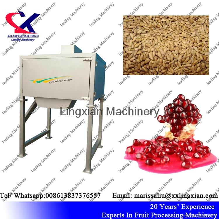 Pomegranate juice Press Machine Screw Juice Press 3