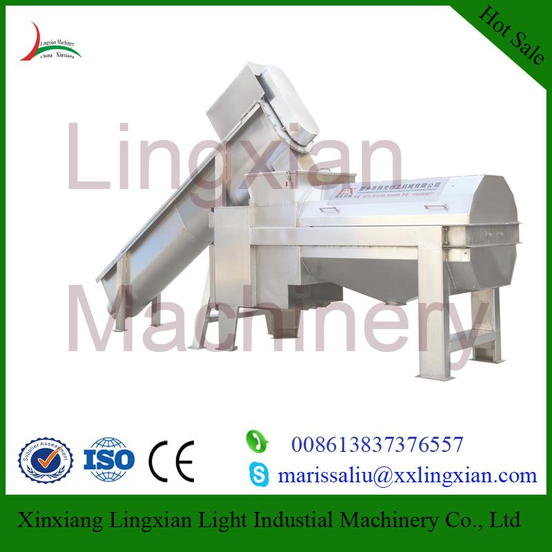 Industrial Cherry Pitters fruit juice processing machinery 2
